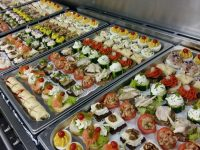 Partyhapjes catering