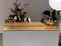 Party catering receptie