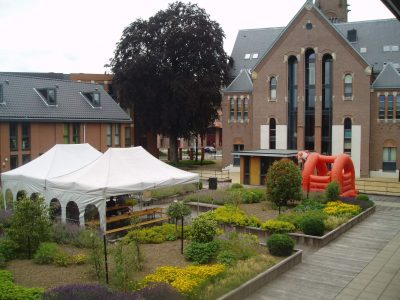 Tuinfeest catering compleet
