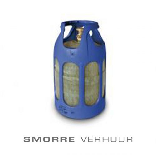 Gasfles geschikt voor bbq en heater