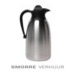 Thermoskan voor koffie
