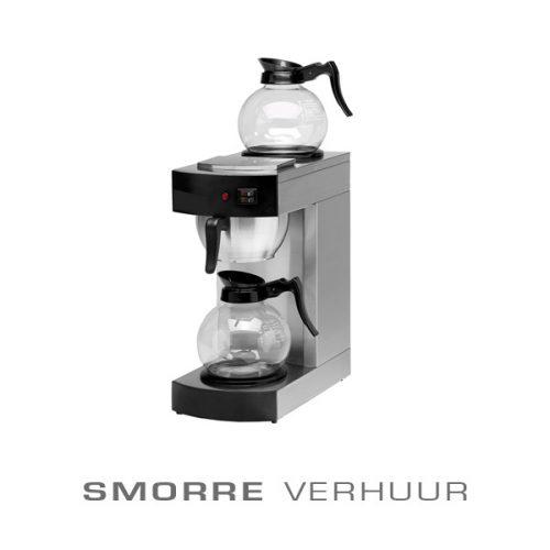 Bravilor koffiezetapparaat 2 kannen