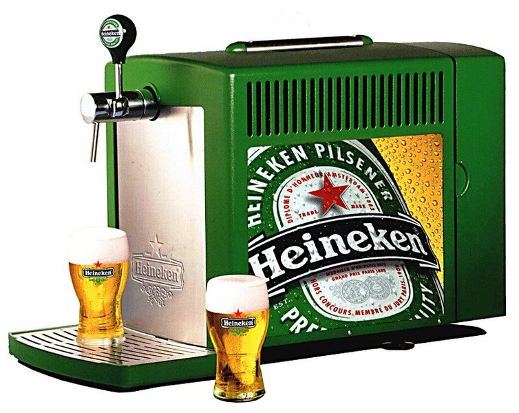 Heineken cooltap smorre catering en verhuur service